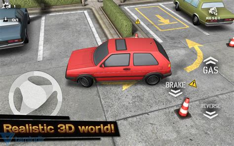 backyard parking 3d indir android i 231 in araba park etme