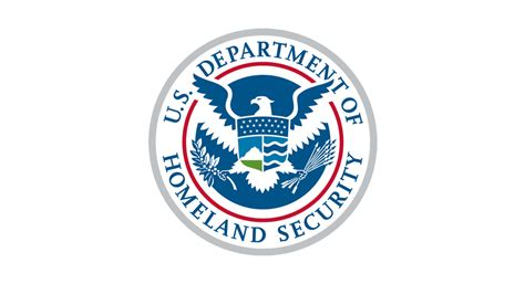 united states department of homeland security dhs logo