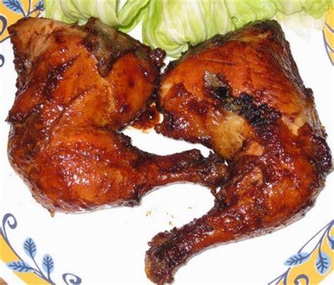 Pemanggang Ayam Bakar cara membuat resepi ayam panggang sedap dimakan