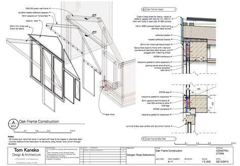 layout vs sketchup tom kaneko design architecture sketch design build