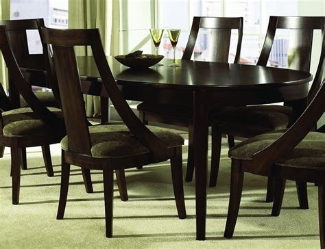 dining room sets wood dark wood dining room set marceladick com
