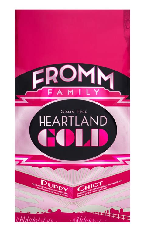 fromm gold puppy food fromm heartland gold puppy food 4lbs gundrylane gundrylane
