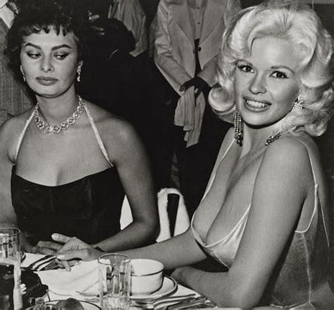 sophia loren jayne mansfield 218 best images about iconic and beautiful people on