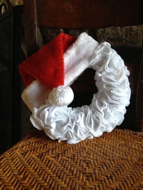 coronas navideas de fieltro mi casa inventada coronas navide 241 as de fieltro