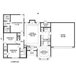 Blueprints Homes house 32148 blueprint details floor plans