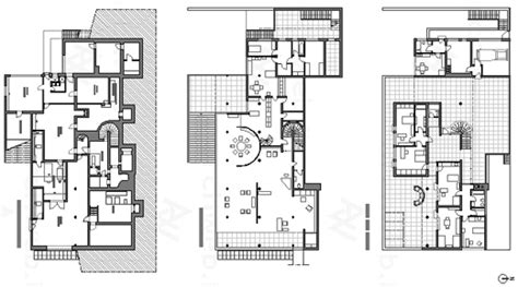 Floor Plan Measurements wilson arch329 kahn vs van der rohe