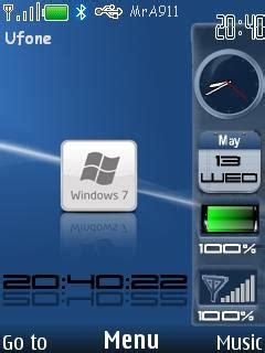 microsoft mobile themes free download download windows 7 blue nokia theme mobile toones