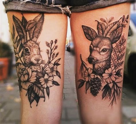 Back Thigh Tattoos Designs Ideas And Meaning Tattoos Back Thigh Tattoos For
