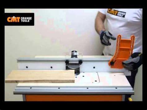 banco fresa cmt creare un banco toupie fresatrice foratrice to create