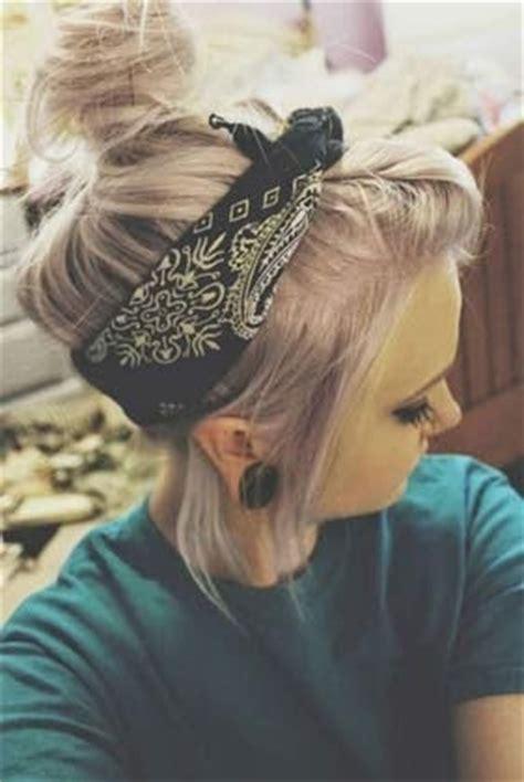 motorcycle hairstyles how do you wear your hair her penteados com bandana conhe 231 a modelos e op 231 245 es