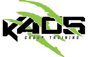 Kaos Fitness World Logo 07 our classes kaos fitness