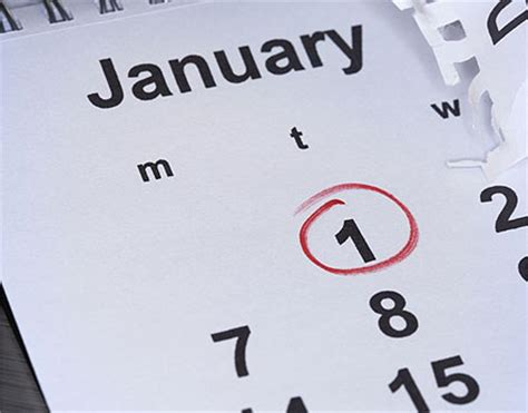why is new year not on january 1 how to set great new year s resolutions backed by