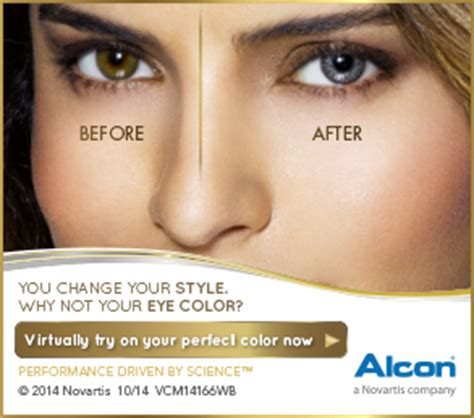 colored contacts: a man's best friend? my best contacts
