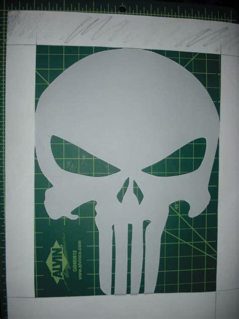 punisher template punisher skull stencil www imgkid the image kid