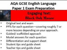 aqa gcse english language 0198340745 aqa gcse english language paper 1 by englishthings teaching resources tes