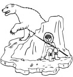gallery gt polar bear coloring pictures