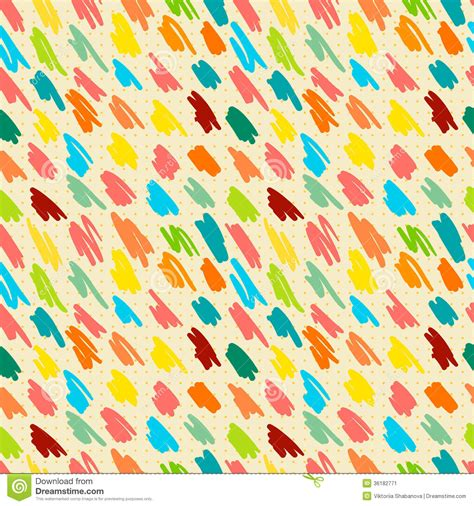 pattern seamless stripes seamless pattern with doodle stripes stock image image