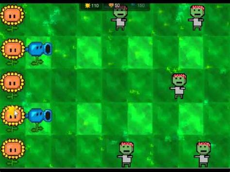 zombie tutorial game unity 2d plants vs zombies clone youtube