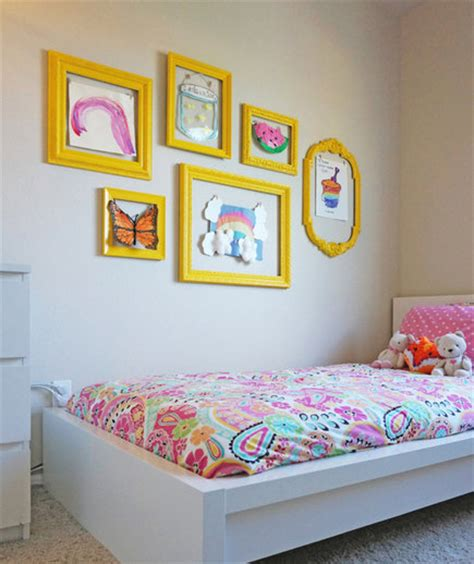 ways to display artwork 6 ways to display your kid s artwork real simple