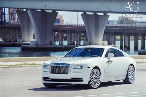 roll royce wraith on rims ag luxury wheels rolls royce wraith forged wheels