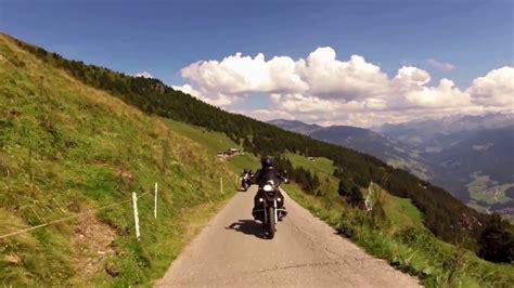 Motorradtouren Zillertal by Motorradtour Im Zillertal Hotel Sonnleiten Youtube