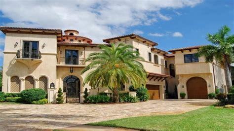 Mediterranean Home Style Mediterranean Style House Mediterranean Style Homes Home Styles Treesranch