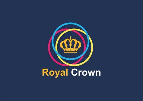 royal crown logo design premium logo templates 20 crown logos free editable psd ai vector eps format