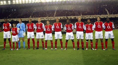 arsenal invincibles squad would any of arsenal s players today make it into the
