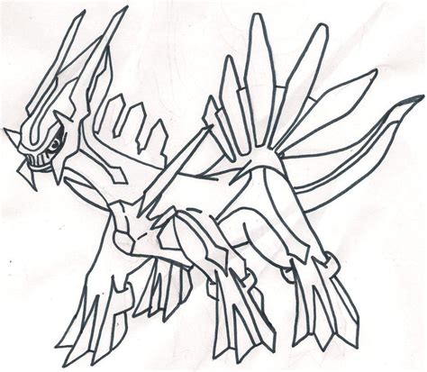 Dialga Coloring Pages dialga coloring pages az coloring pages