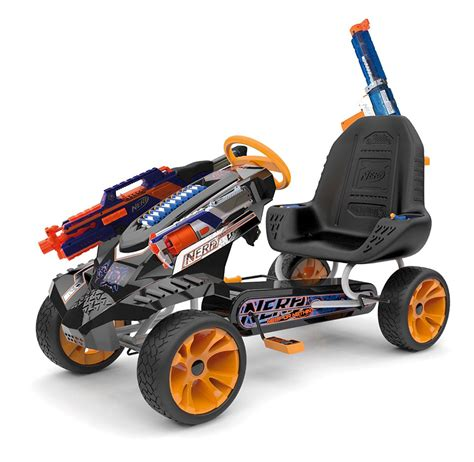 nerf car shooter hauck nerf battle racer the awesomer