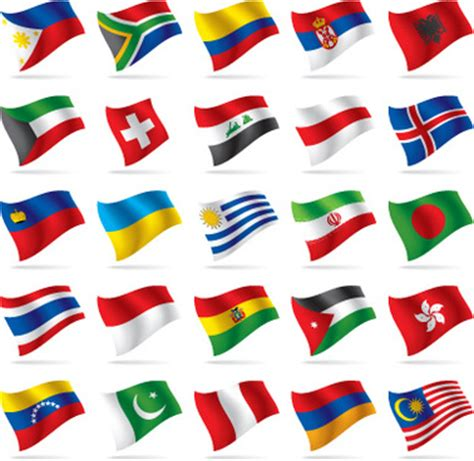 flags of the world vector eps vector world flags eps free vector download 178 463 free