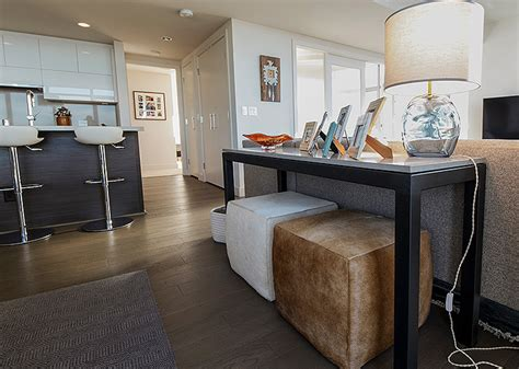 room and board seattle home tours maximizing space and views in seattle condo room board