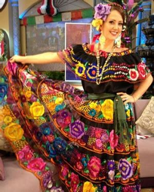Mexican Wardrobe by Authentic Mexican Dresses