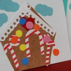 20 homemade christmas cards made by the kids | hands on as