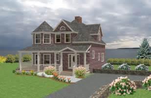 Plans For New Homes Impressive Cottage Homes Plans 9 New England Cottage