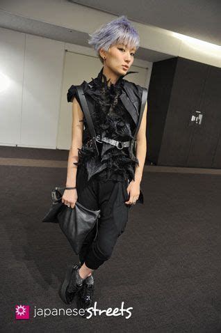 Take A Peek At Japan Fashion Week by A Look The During The Recent Japan Fashion