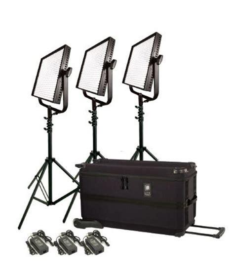 Led Light Kits For Studio Lighting Interviews