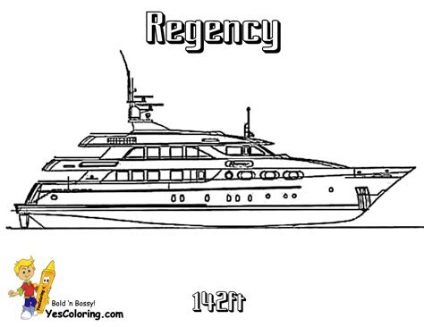 titanic motor boat super yacht ship coloring pages motor boats free yachts