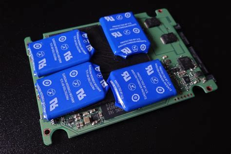 ssd capacitor samsung ssd sm825 400gb enterprise ssd review 3gbps emlc data center edition the ssd review