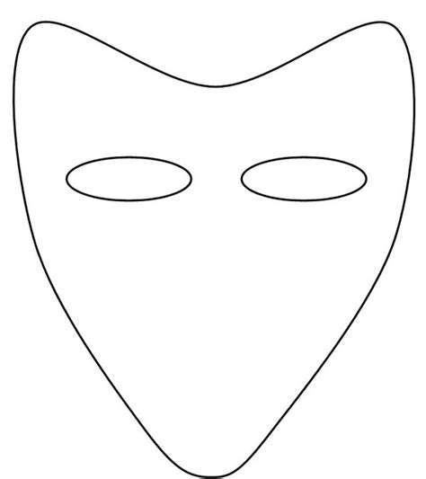 Card Mask Templates by Mardi Gras Mask Templates Mardi Gras Mask On Yellow