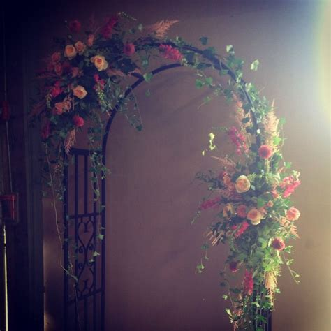 Wedding Arch Made Of Sticks by 1000 Images About Pomp And Bloom On