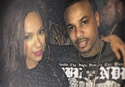 chinx love hip hop wife did erica mena just check malika haqq for her tribute to