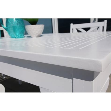 white patio dining table rectangular patio dining tables in white v1632