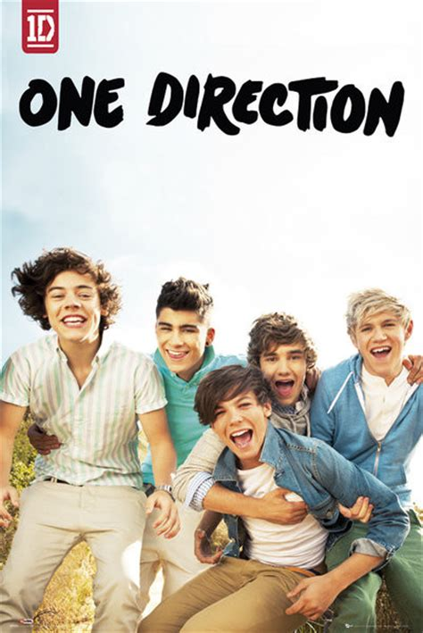 one direction album poster sold at europosters