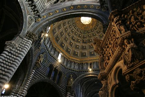 interno duomo di siena siena travel guide what to see in siena tuscany
