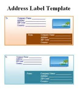 address label template for word business address label template free word s templates