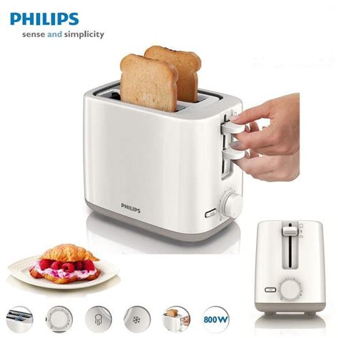 Philip Toaster philips daily collection toaster hd2595 lazada malaysia