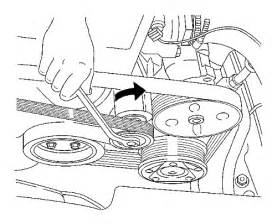 Serpentine Belt Diagram 2006 Honda Odyssey Repair Guides Engine Mechanical Components