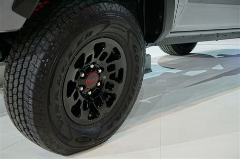 Toyota Tacoma Trd Wheels Six Things You Didn T About The 2017 Toyota Tacoma
