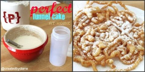 how to make funnel cake with pancake mix askcom rachael